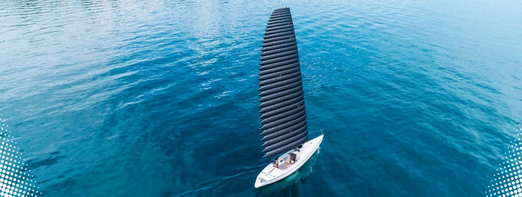 Inflated Wing Sails |    concept